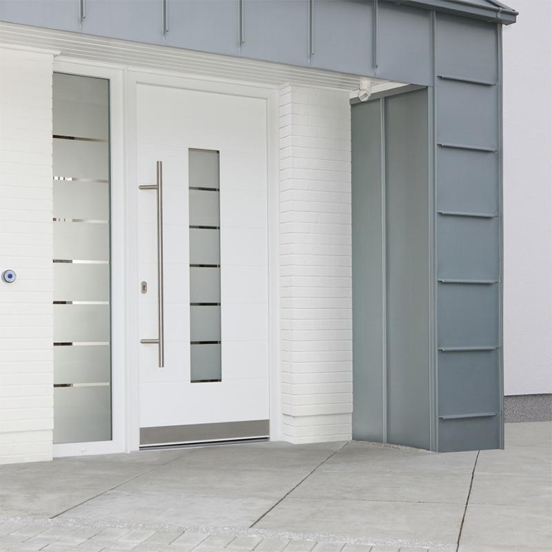 Drzwi wej ciowe dekar producent stolarki pvc alu - Puertas para exterior baratas ...